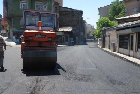 Belediyelerden asfalt atağı 2