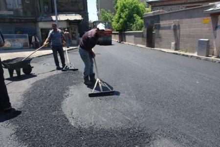 Belediyelerden asfalt atağı 3