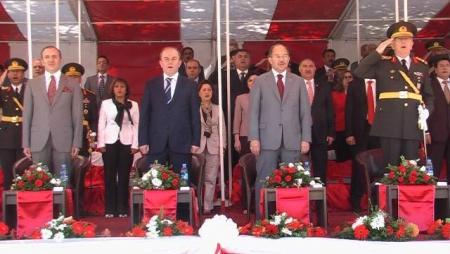 Törenlere Bakan Akdağ'da katıldı 5
