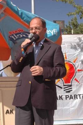 AK Partililer bayramlaştı! 2