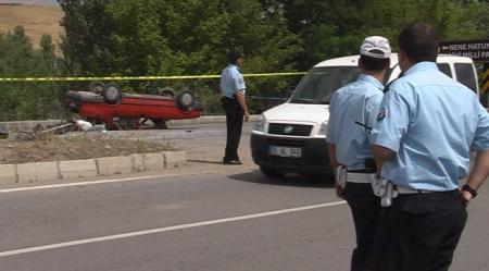 Bir kişi öldü, 5 kişi yaralandı! 4