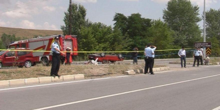 Bir kişi öldü, 5 kişi yaralandı!