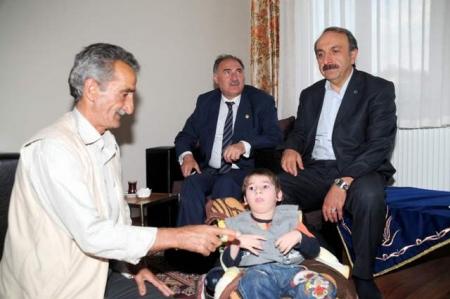 Erzurum'un sevgisini kazandı! 1