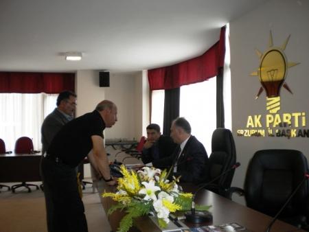 Yılmaz, tatilini Erzurum'da geçirdi! 2
