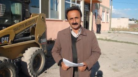 Erzurum'da Köy-Mahallelere asfalt! 4