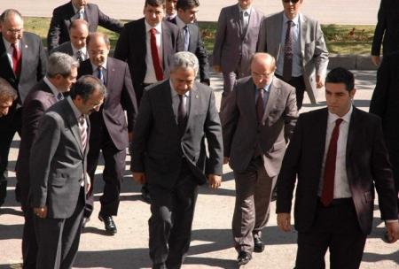 Erzurum'da iki açılış yapacaklar 2