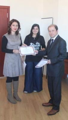 Erzurum'da NRP eğitimi sona erdi 2