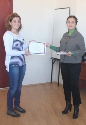 Erzurum'da NRP eğitimi sona erdi 3