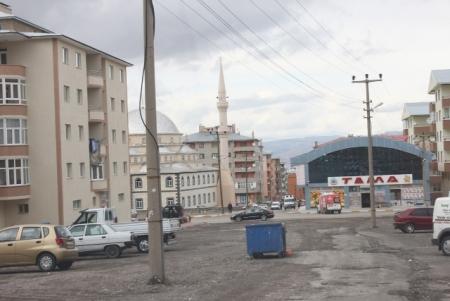 Bu görüntüler Erzurum'dan! 2