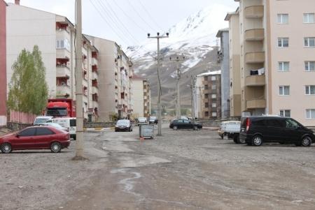 Bu görüntüler Erzurum'dan! 3