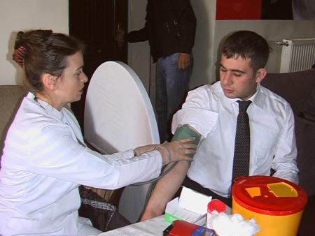 Ülkücülerden kan bağışı! 3