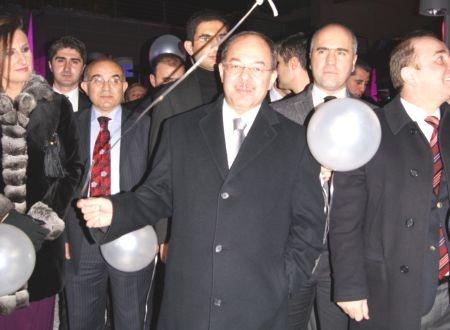 Açılışını Bakan Akdağ yaptı! 9
