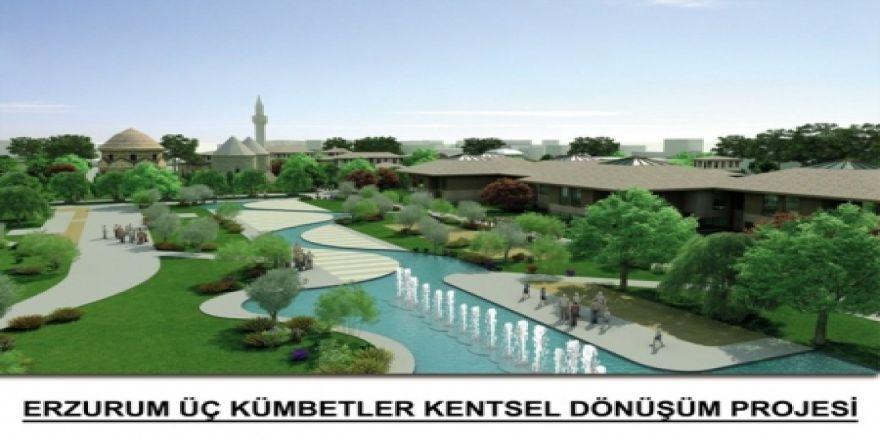Erzurum'un tek mimar başkanı