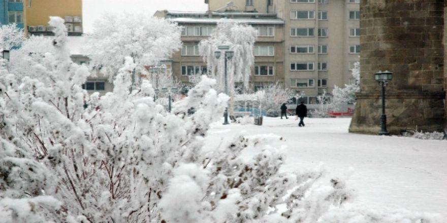 Erzurum'dan karpostallık görüntüler