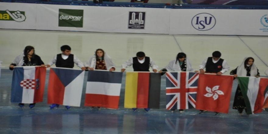 Dünya Şampiyonası Erzurum'da başladı
