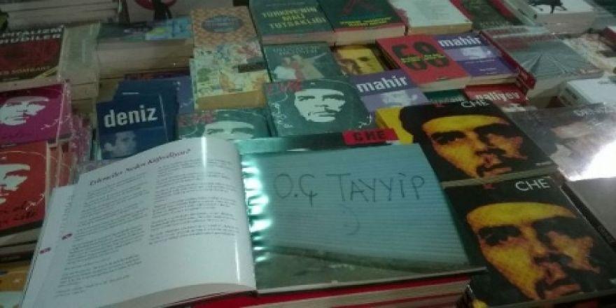 Erzurum Kitap fuarında şok kitap!