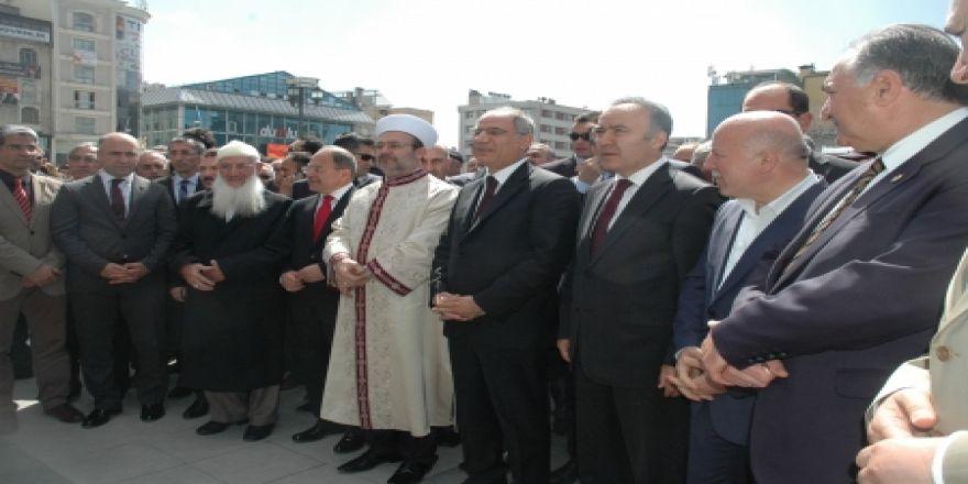 Mukaddes Miras Sergisi'nde izdiham!