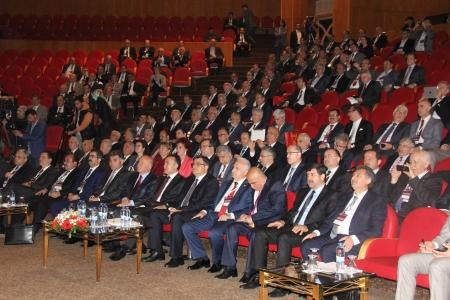 Üniversiteler Erzurum'da toplandı 1