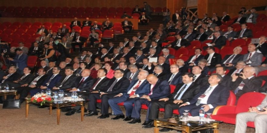 Üniversiteler Erzurum'da toplandı