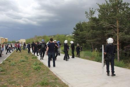 Erzurum Atatürk Üniversitesi karıştı 1