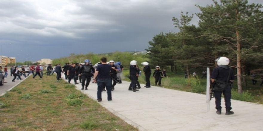Erzurum Atatürk Üniversitesi karıştı