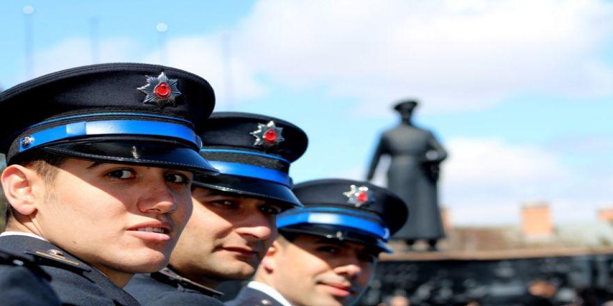 10 Nisan Polis Haftası coşkuyla kutlandı