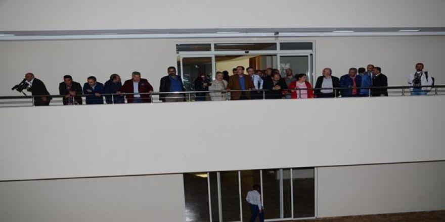 Palandöken Belediyesi yeni hizmet binası basına tanıttı