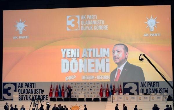 Fotoğraflarla AK Parti'de tarihi kongre 1