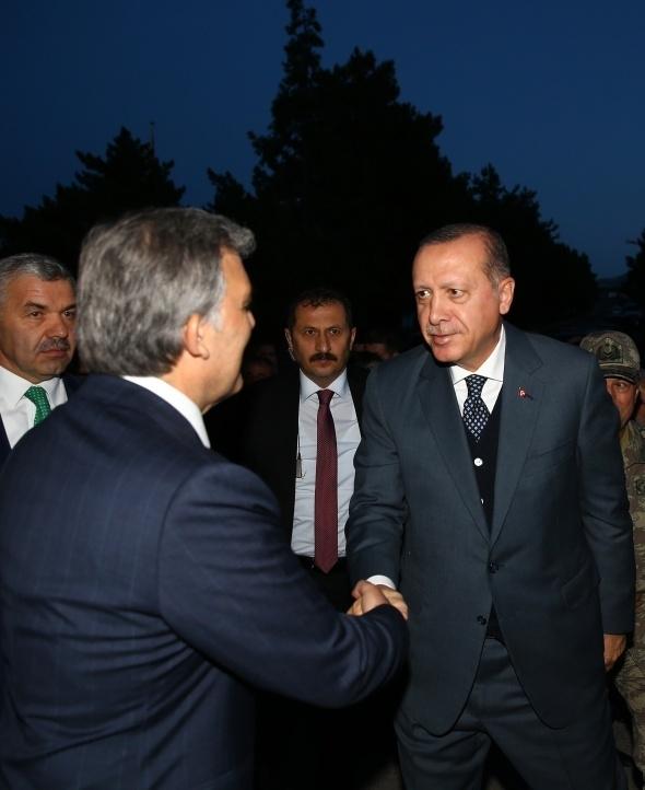 Cumhurbaşkanı Erdoğan, Kayseri'de komandolarla iftara katıldı 1