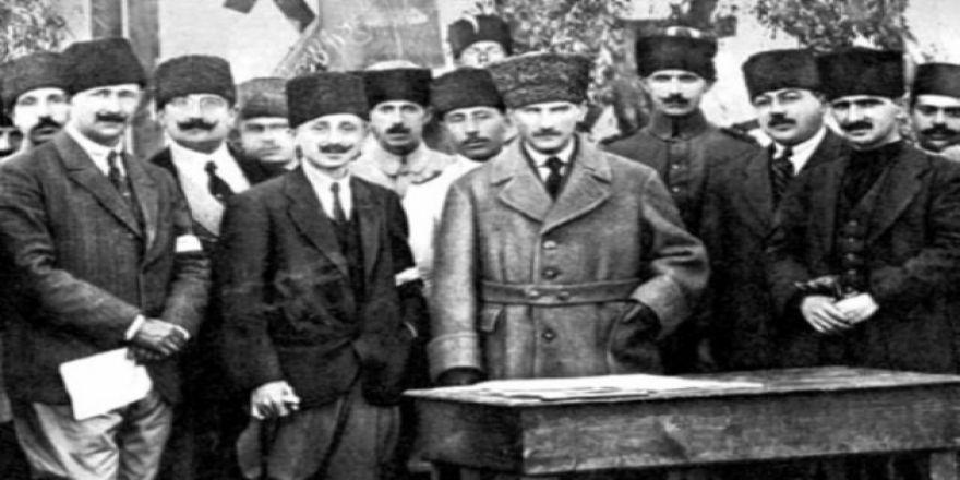 Atatürk'ün Erzurum'a gelişinin 98. yıl dönümü