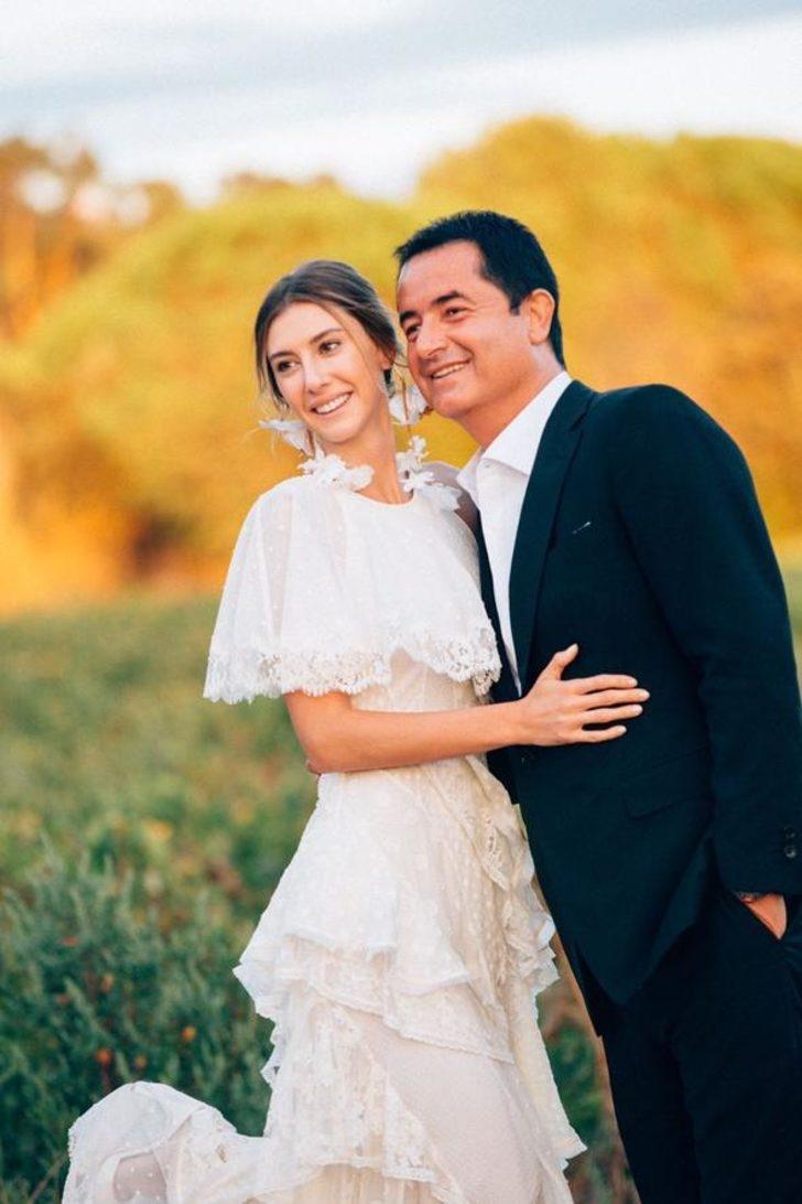 Acun Ilıcalı ile Şeyma Subaşı evlendi! 1