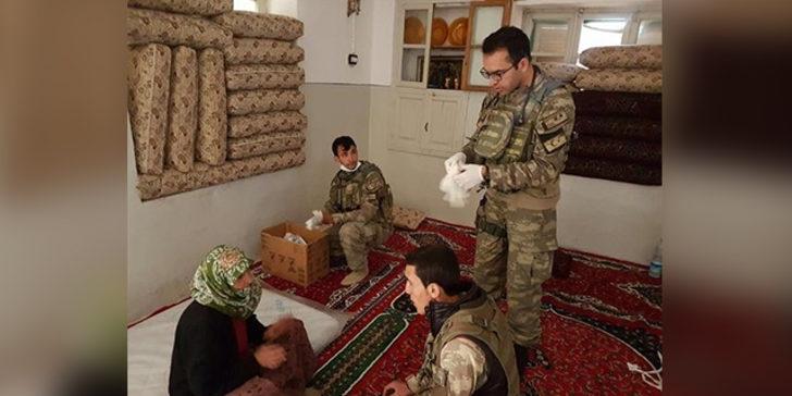İşte Afrin'den son fotoğraflar... 1