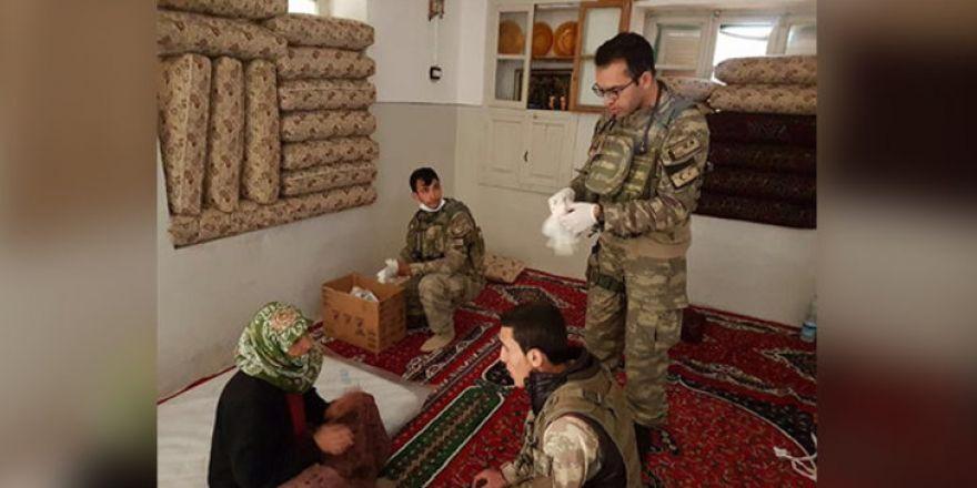 İşte Afrin'den son fotoğraflar...