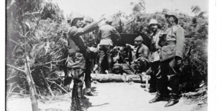 Çanakkale Savaşı'ndan daha önce hiç görmediğiniz kareler