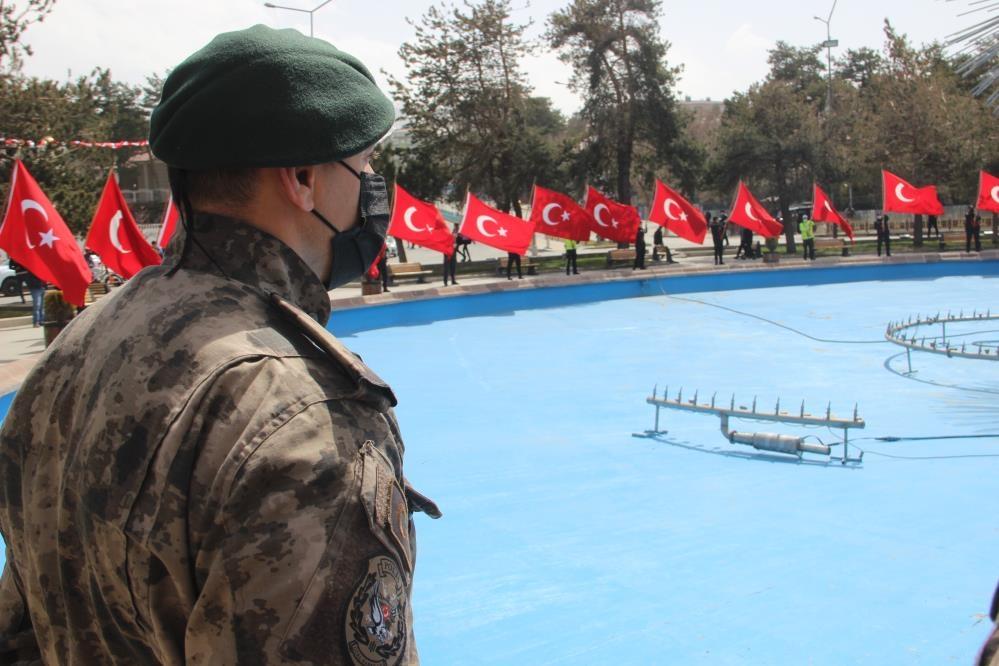 Erzurum'da Polis Teşkilatının kuruluşu kutlandı 1