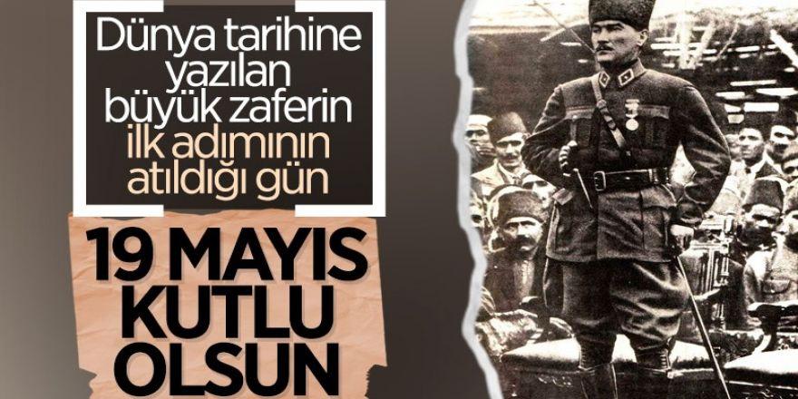 Bağımsızlığın ilk adımı: 19 Mayıs Atatürk'ü Anma, Gençlik ve Spor B