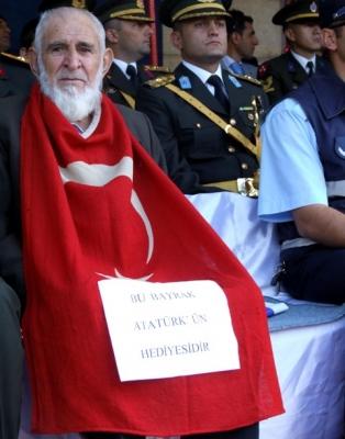 Erzurum'da büyük katılım!.. 1