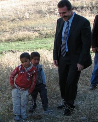 Aydın köy çocuklarını sevindirdi!.. 3