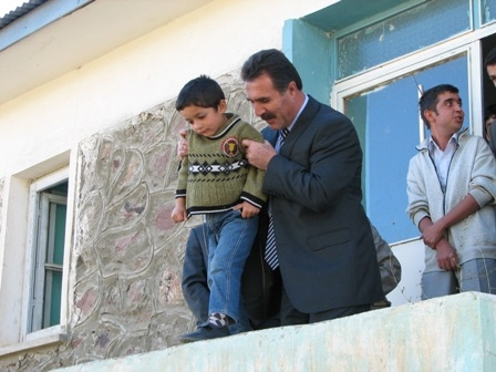 Aydın köy çocuklarını sevindirdi!.. 4