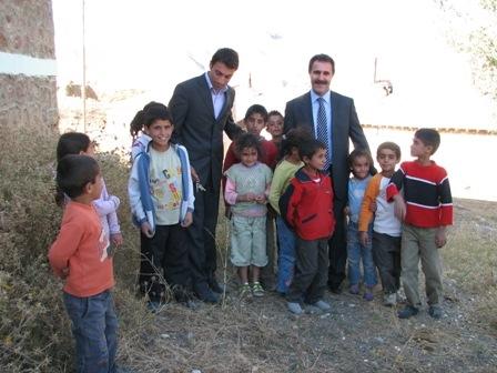 Aydın köy çocuklarını sevindirdi!.. 6