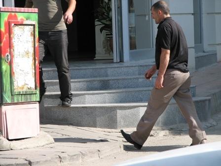 Erzurum'un göbeği işgal edildi 2