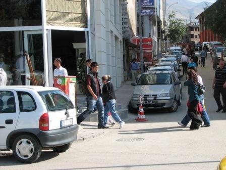 Erzurum'un göbeği işgal edildi 6
