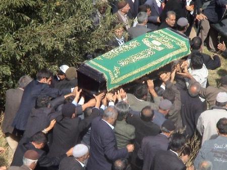 Hınıs'ta Kubbe tepeye gömüldü!.. 3