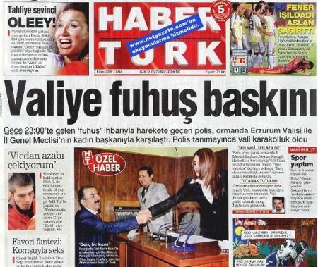 Erzurum'da Vali Bulut depremi! 1