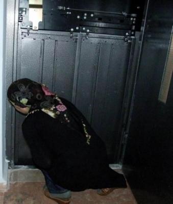 Buğra asansörde kalınca!.. 1
