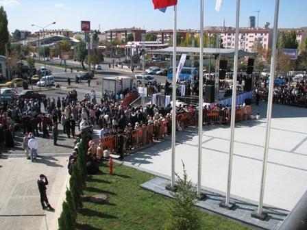 Redevco Erzurum'da açıldı!.. 1