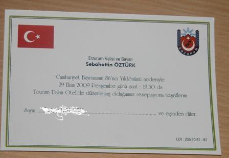 Erzurum'da hep yapılıyor! 1