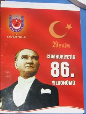 Erzurum'da hep yapılıyor! 2