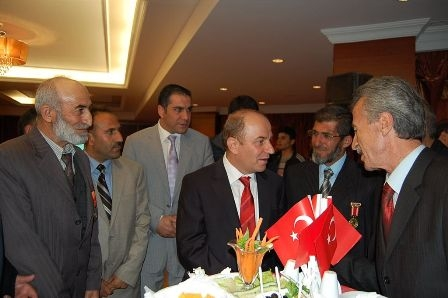 Erzurum'da Cumhuriyet gecesi 2
