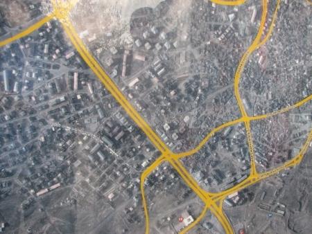 Erzurum'da tartışılan harita!.. 2